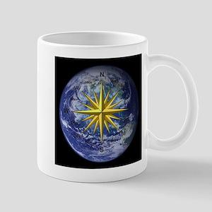 Earth Compass Mug