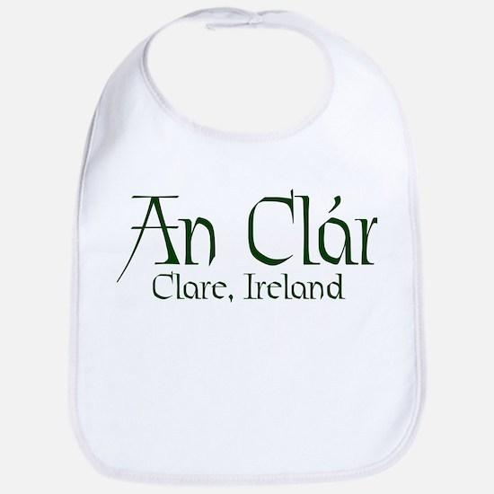 County Clare (Gaelic) Bib