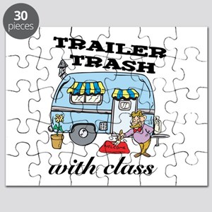 3-trailer trash with class Puzzle