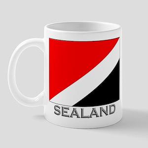 Sealand Flag Stuff Mug