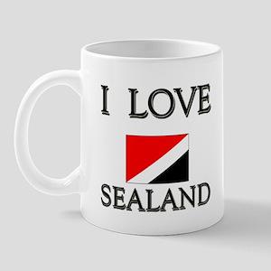 I Love Sealand Mug