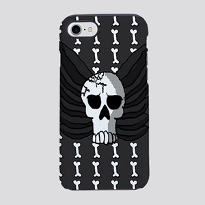 Winged Skull iPhone 7 Tough Case
