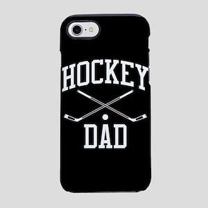 Hockey Dad iPhone 7 Tough Case