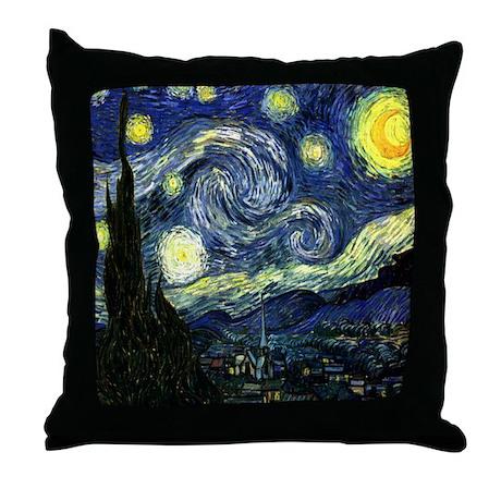 Starry Night Pillow
