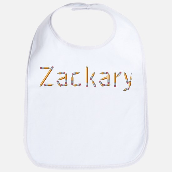 Zackary Pencils Bib