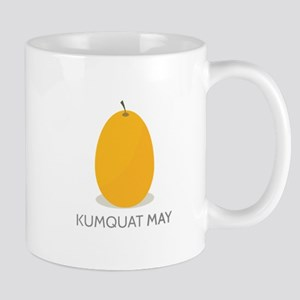 Kumquat May Mug