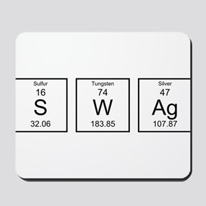 Periodic Table SWAg Mousepad