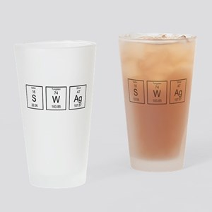 Periodic Table SWAg Drinking Glass
