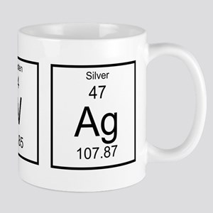 Periodic Table SWAg Mug