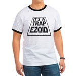 It's A Trapezoid Funny Pun Ringer T