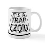 It's A Trapezoid Funny Pun Mug
