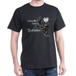 Biker Valentine's Day Dark T-Shirt