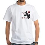 Biker Valentine's Day Men's Classic T-Shirts