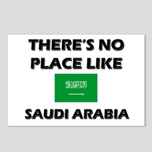 There Is No Place Like Saudi Arabia Postcards (Pac