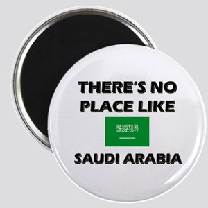 There Is No Place Like Saudi Arabia Magnet