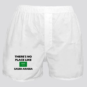 There Is No Place Like Saudi Arabia Boxer Shorts