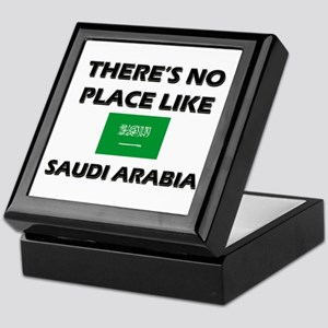 There Is No Place Like Saudi Arabia Keepsake Box