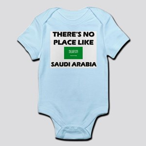 There Is No Place Like Saudi Arabia Infant Creeper