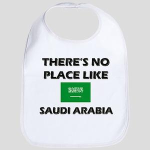 There Is No Place Like Saudi Arabia Bib