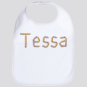 Tessa Pencils Bib