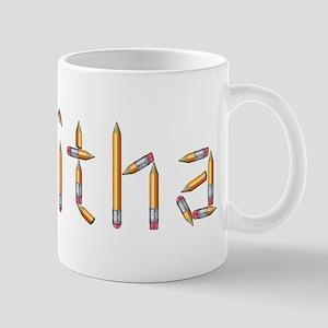 Tabitha Pencils Mug