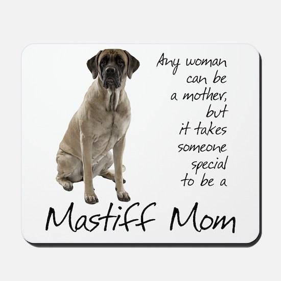 Mastiff Mom Mousepad