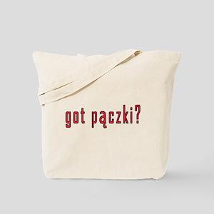 got paczki? Tote Bag