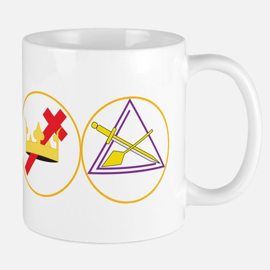 York Rite Bodies Mug