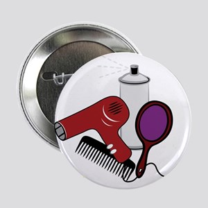 "I'm A Beautician, Not a Magician! 2.25"" Button"
