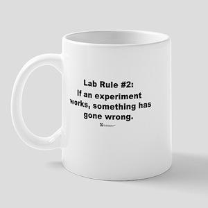 Lab Rule #2 -  Mug