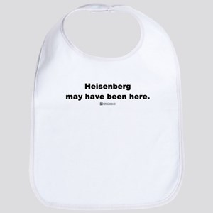 Heisenberg may have been here Bib
