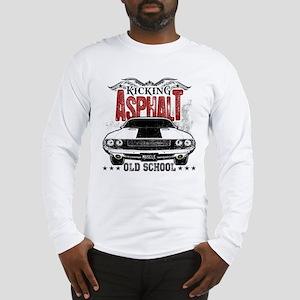 Kicking Asphalt - Challenger Long Sleeve T-Shirt