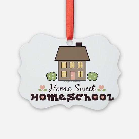 Cute School teacher Ornament