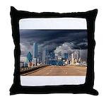 Storms Brewin TGP_6205 Throw Pillow