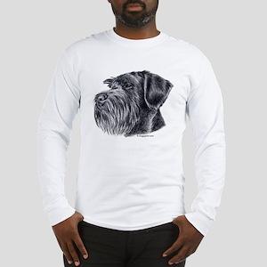 Giant Schnauzer Long Sleeve T-Shirt