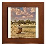 Southfork Ranch DSC_6276 Framed Tile