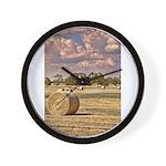 Southfork Ranch DSC_6276 Wall Clock