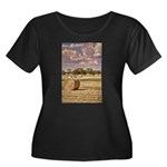 Southfork Ranch DSC_6276 Women's Plus Size Sco