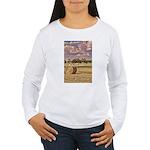 Southfork Ranch DSC_6276 Women's Long Sleeve T