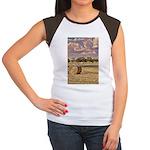 Southfork Ranch DSC_6276 Women's Cap Sleeve T-