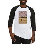 Southfork Ranch DSC_6276 Baseball Jersey