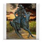 Cowboy Cathedral TGP_6284 Tile Coaster