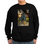 Cowboy Cathedral TGP_6284 Sweatshirt (dark)