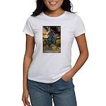 Cowboy Cathedral TGP_6284 Women's T-Shirt