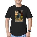 Cowboy Cathedral TGP_6284 Men's Fitted T-Shirt