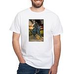 Cowboy Cathedral TGP_6284 White T-Shirt