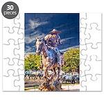 Cowboy Up! DSC_6165 Puzzle