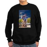 Cowboy Up! DSC_6165 Sweatshirt (dark)