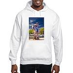 Cowboy Up! DSC_6165 Hooded Sweatshirt
