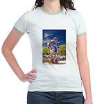 Cowboy Up! DSC_6165 Jr. Ringer T-Shirt